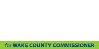 Vickie Adamson for Wake County Commissioner